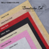 belly band color chart
