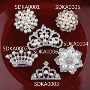 various types of rhinestones
